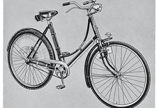 Miele bicycle.