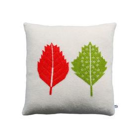 Wilson Donna Leaf Motif pillow