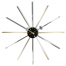 george nelson star clock Vitra