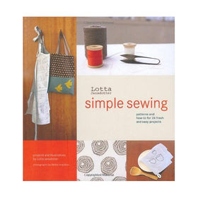making lotta jansdotter simple sewing book