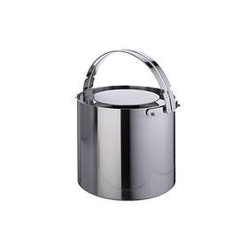 Cylinda Ice Bucket by Arne Jacobsen for Stelton