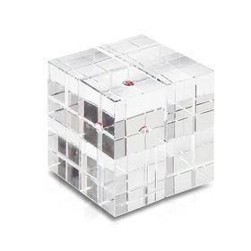 Swarovski Crystal Paperweight by Gaia & Gino