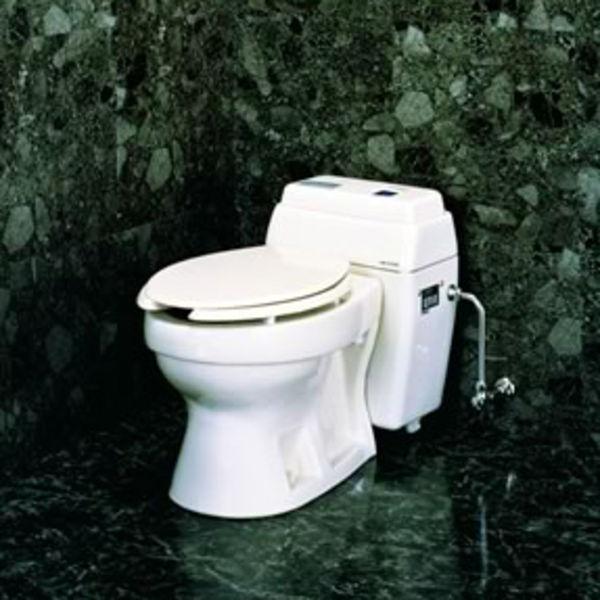Clivus Multrum Foam Flush Toilet Rep Jul Aug08