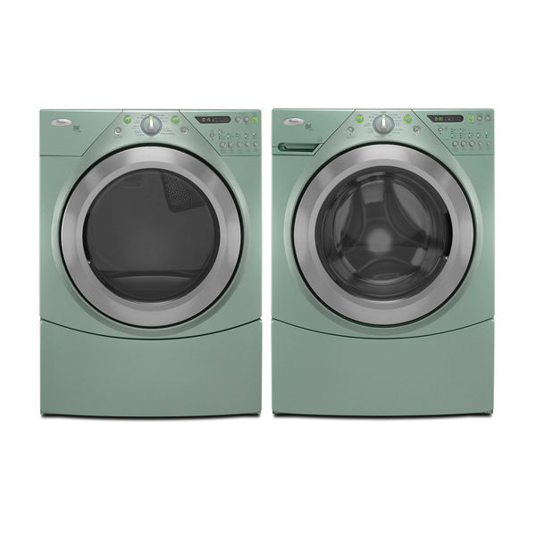 Whirlpool Duetsteam Washer Dryer Rep Nov08