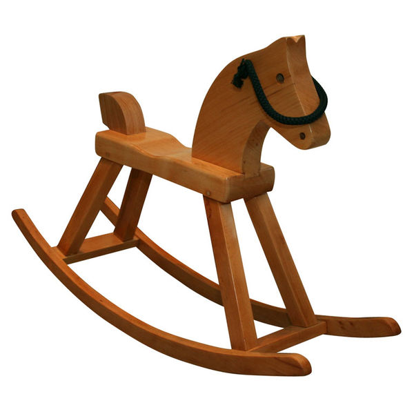 childrens rocking horse jay bojesen