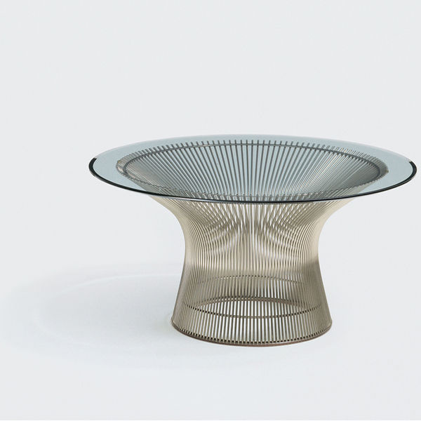 coffee tables knoll platner low