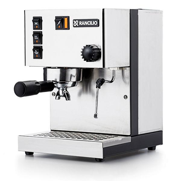 espresso makers rancilio silvia