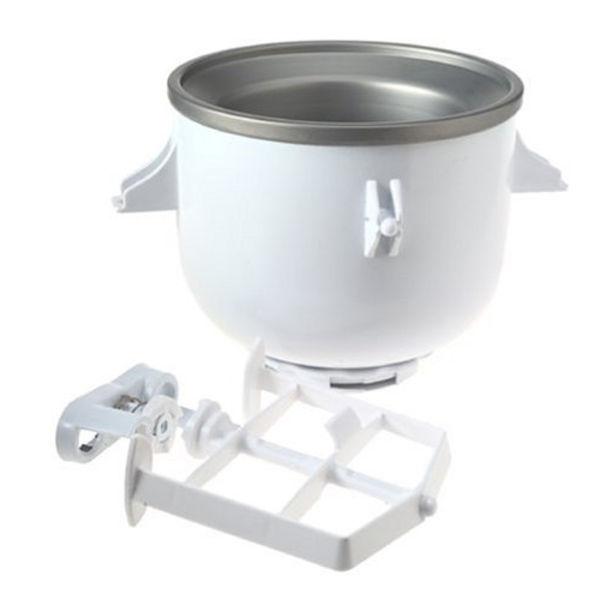 ice cream maker stand mixer attachment kitchenaid