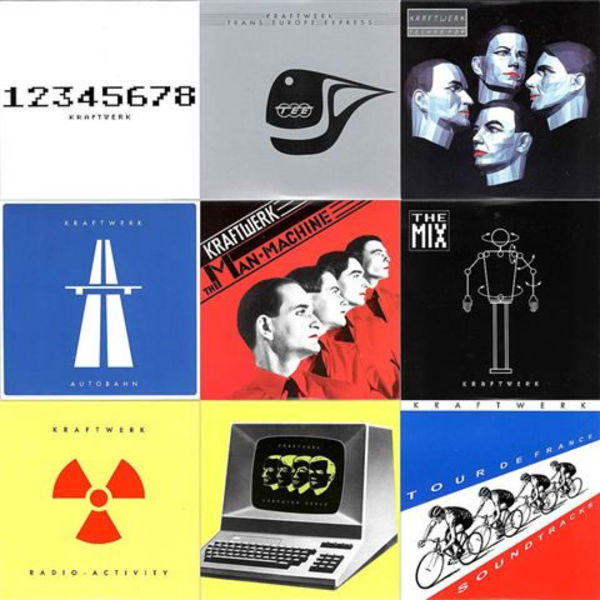 kraftwerk catalogue