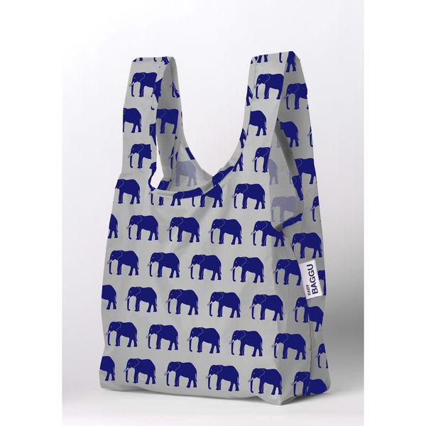 Baggu Baby Elephant Blue