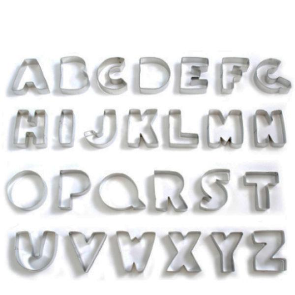 host sur la table alphabet