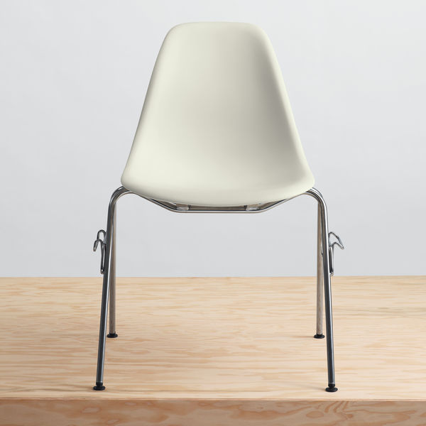 DSS Stacking Side Chair by Charles and Ray Eames