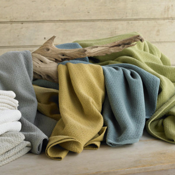 coyuchi honeycomb blanket