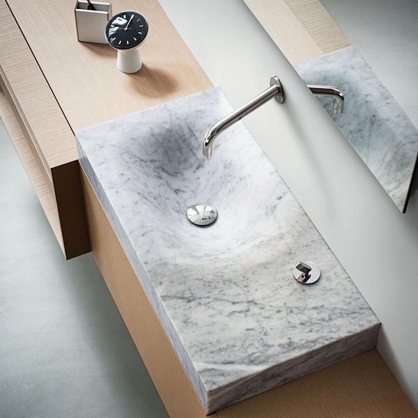 washbasin sink natural water