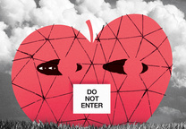 design activism Design Corps do not enter  crop