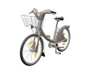 velib bicycle jcdecaux