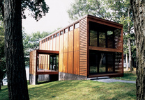 aperture house exterior