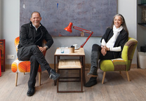 Yehia Abdelnour and Monique Bresson of 33 Rue Majorelle