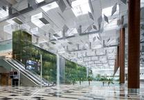 changi aiport singapore interior