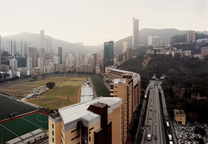 hong kong china causeway bay district happy valley racecourse