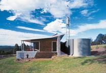 medland house exterior