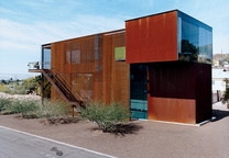 xeros house exterior front