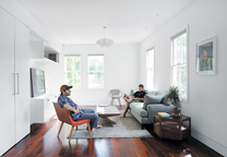 renaldi boyd residence portrait den