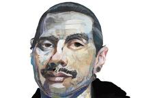 Fabian Debora illustration by Riccardo Vecchio