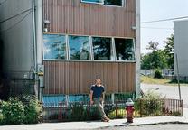 carpenter residence exterior facade portrait  2