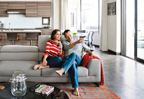 cranston livingroom rec