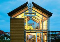 express yourself house facade
