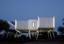 spain spaceship prefab