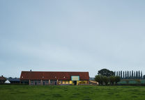 energy star dirk wynants extremis poperinge beligium sustainable farmhouse facade