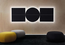 modw toc arper parentesit acoustic panels ambient lighting speaker