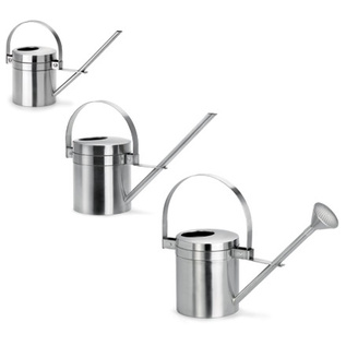 Three sizes of Blomus Aguo Watering Can