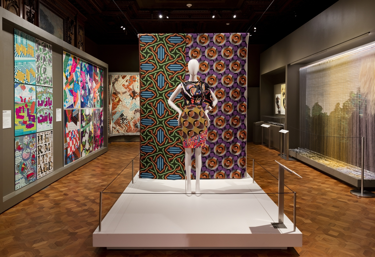 Cooper Hewitt Design Triennial, Beauty, exhibition view, 2016